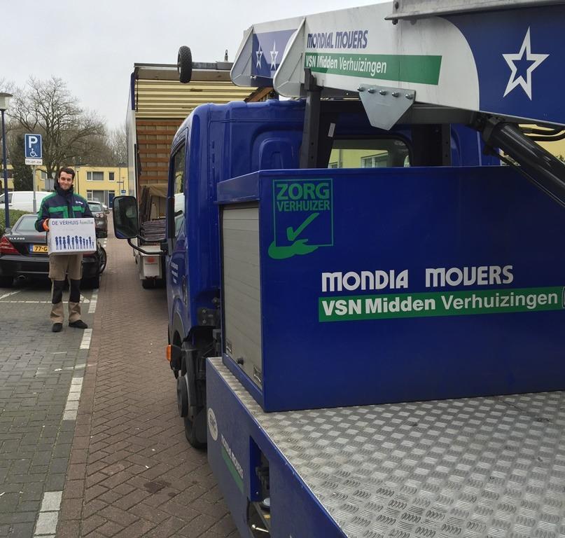 verhuisfamilie mondial movers vakblad verhuizen