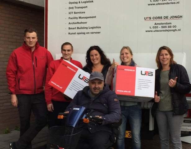 UTS Van der Lee helpt in Maarssen