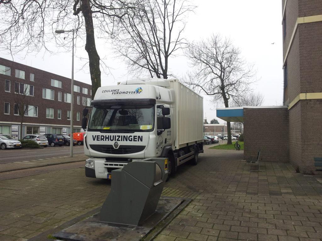 Professionals in NAH, Coulance, Amsterdam, Verhuizingen