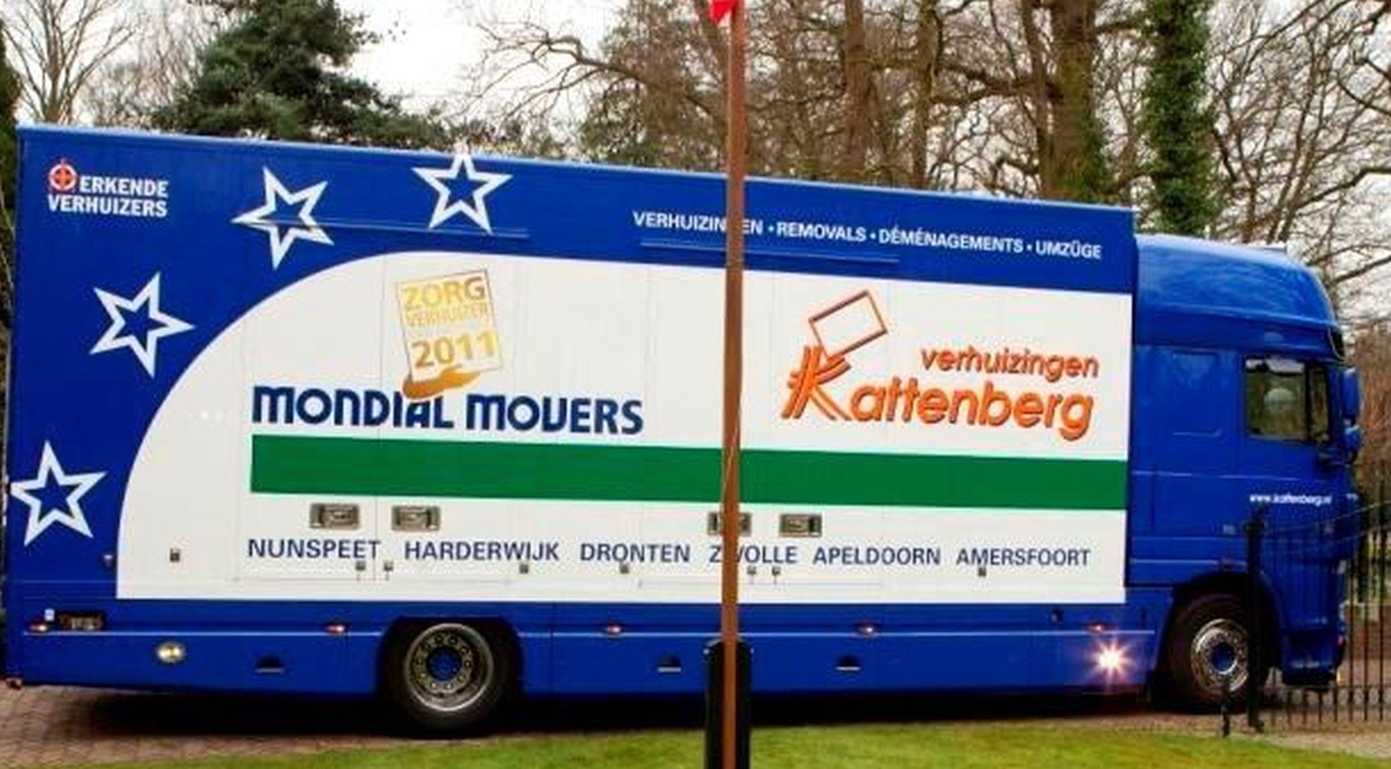 Mondial Kattenberg in actie voor De Verhuisfamilie