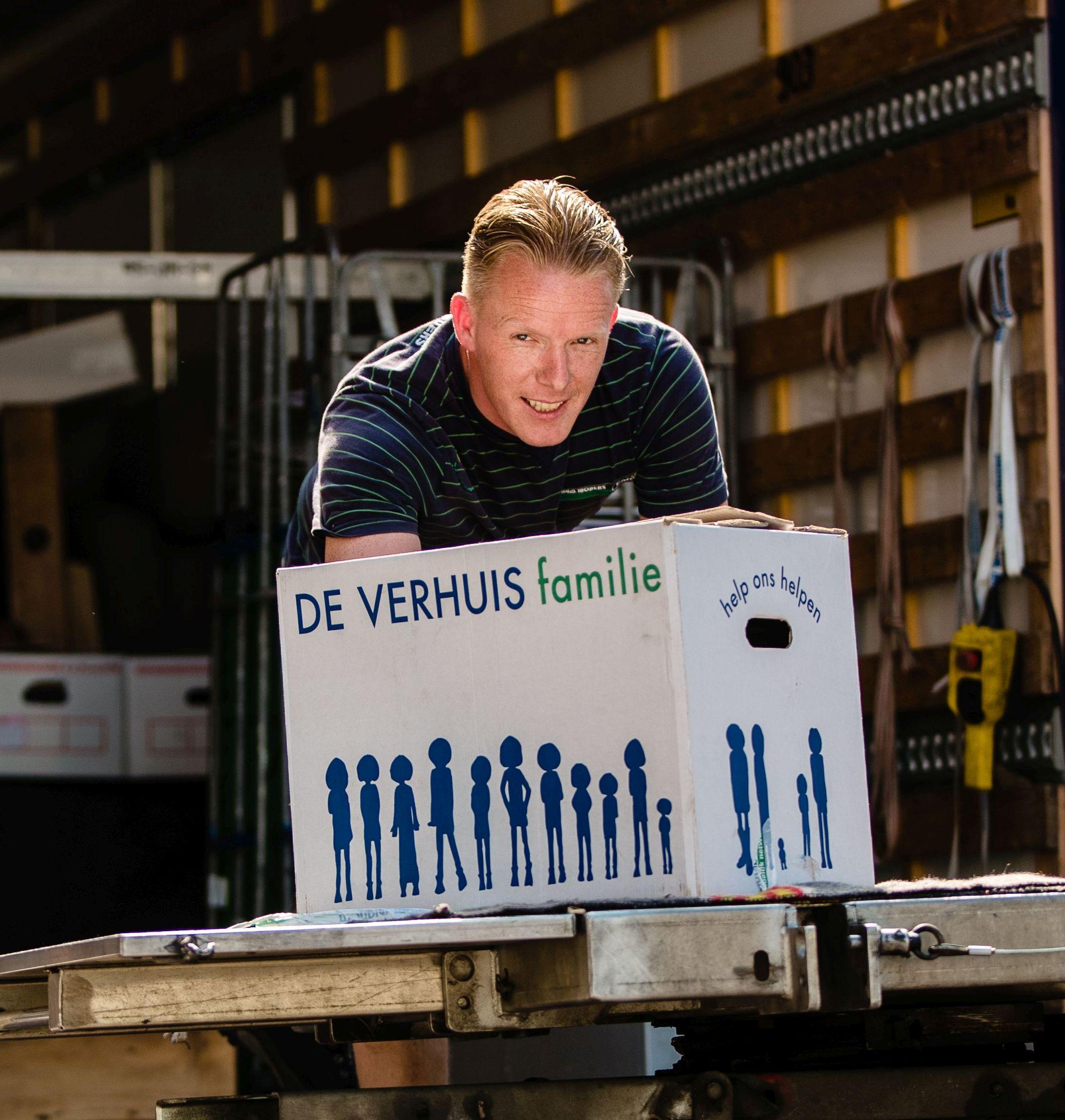 Mondial Waaijenberg steunt De Verhuisfamilie