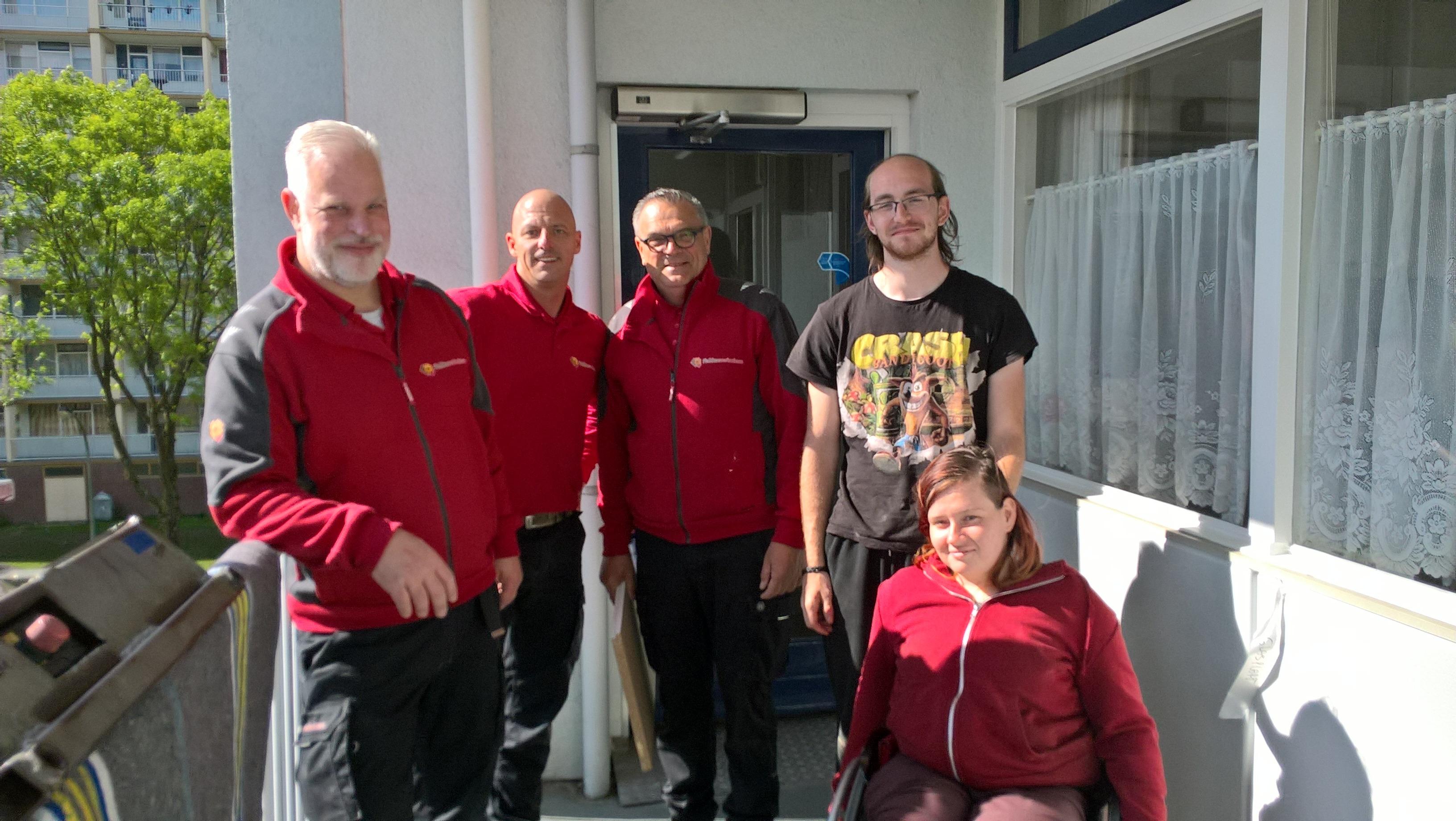 Flakkee Verhuizers helpt in Dordt