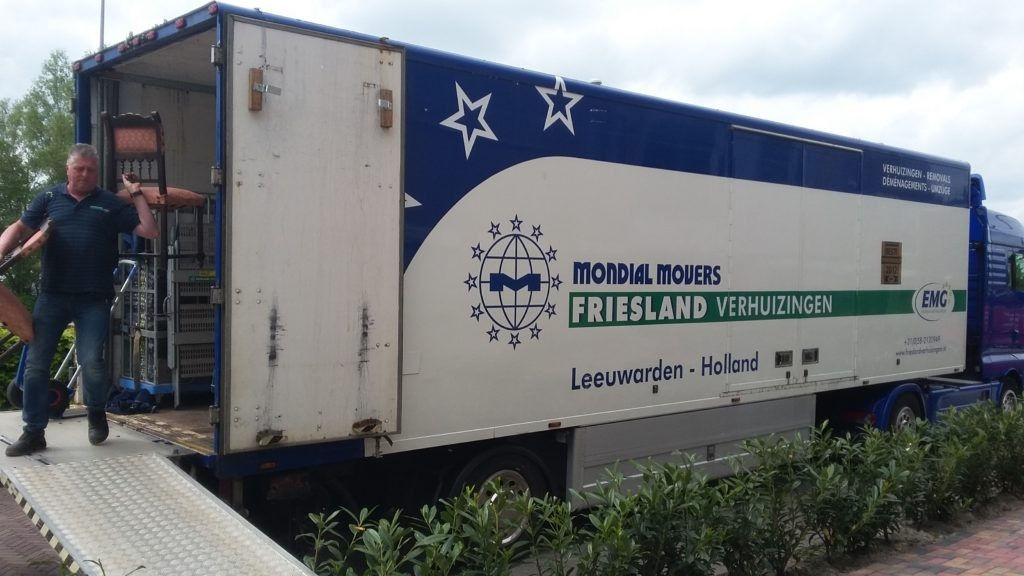 verhuizing Leeuwarden-Heerenveen Lutgenhorst Friesland Verhuisfamilie