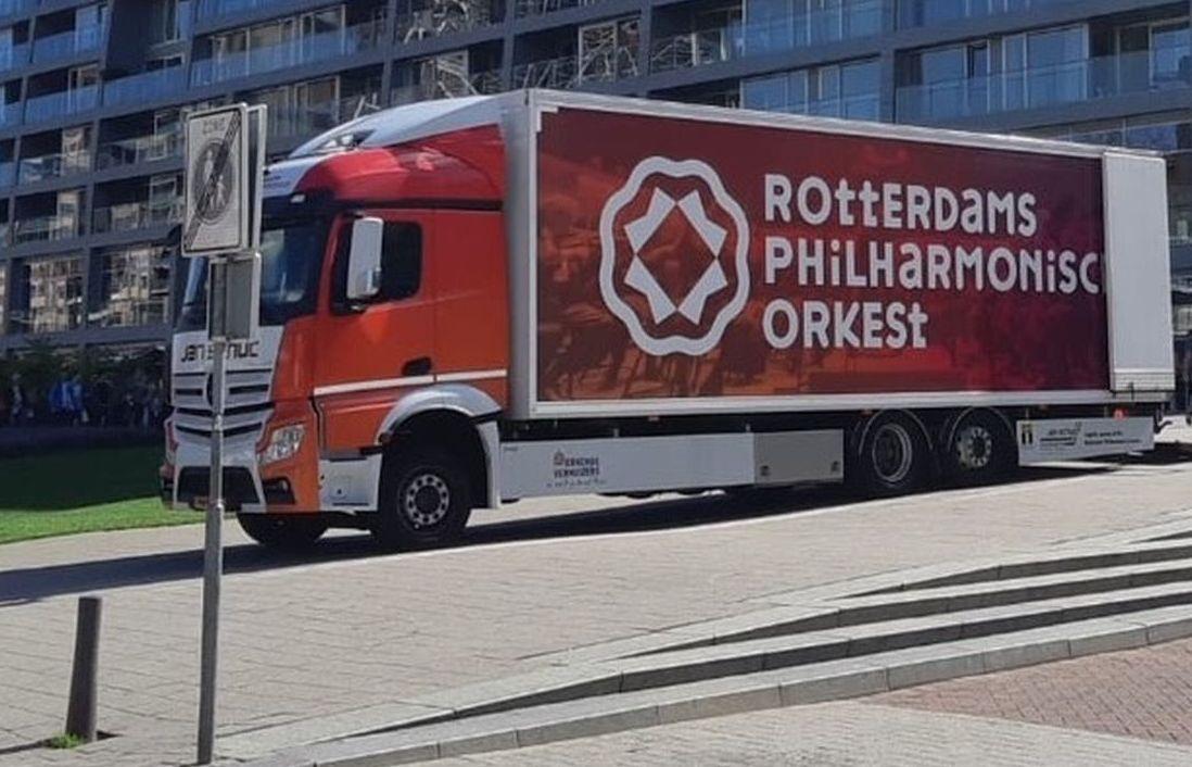 Jan Schut Verhuizingen helpt mee in Rotterdam