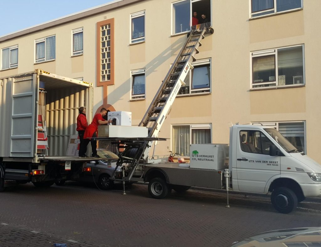 UTS Van der Geest helpt cliënt Leger des Heils