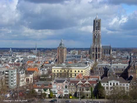 De Verhuisfamilie actief in Utrecht!